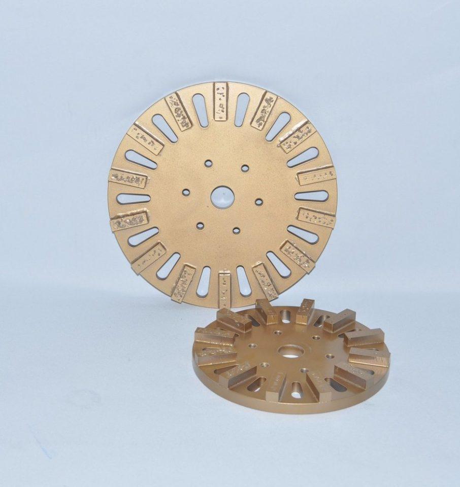 Griding Plates