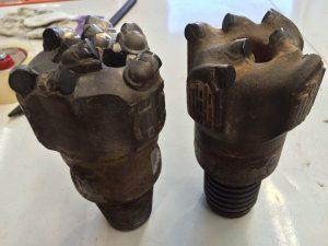 PCD Mining Drill Head